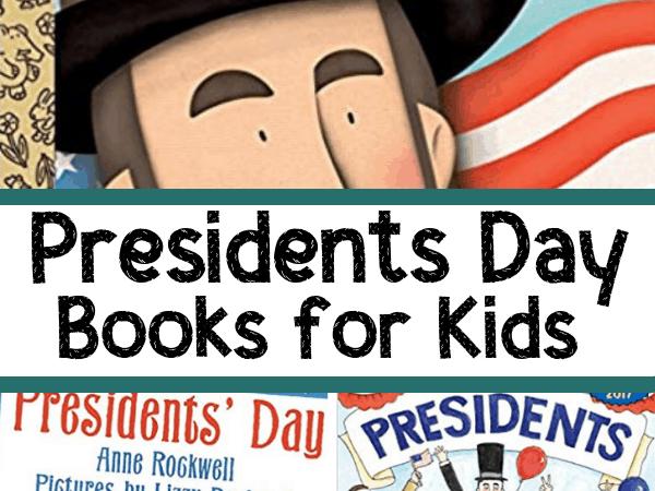 15 President's Day Books for Kids