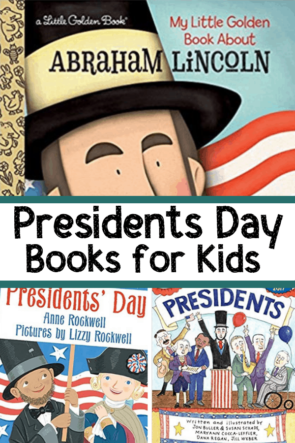 These President's Day books for kids are perfect for learning about presidential history through fun and educational stories for kids. #presidentsday #presidentsdaybooks #booksforkids #kidsbooks #reading