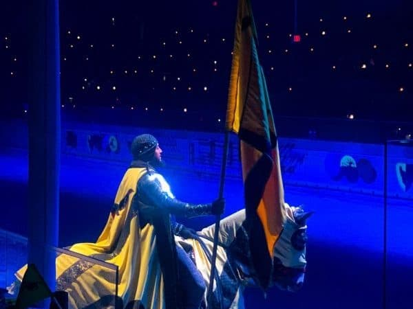 Behind the Scenes with the Medieval Times Knights