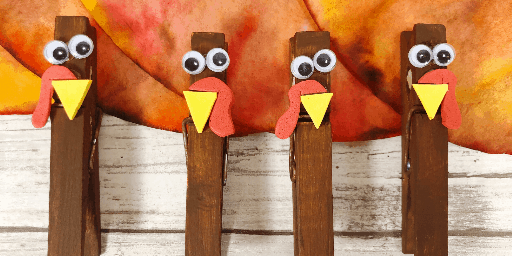 Coffee Filter Turkey Craft For Kids Views From A Step Stool