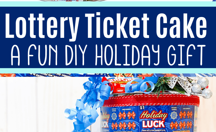 How to Make a Lottery Ticket Cake with NJ Lottery Holiday Games