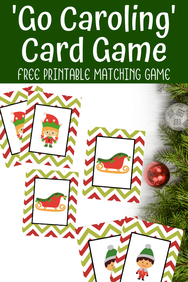 free printable matching games for toddlers