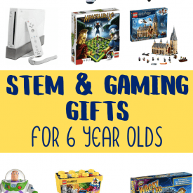 STEM and Gaming Gifts for 6 Year Olds