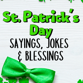 St. Patrick's Day Sayings for Kids