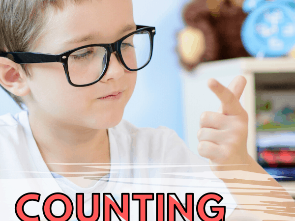 8 Counting Activities for 4 Year Olds
