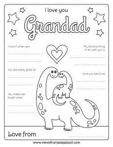 Free I Love Mom And Dad Coloring Pages, Download Free Clip Art ... | 300x232